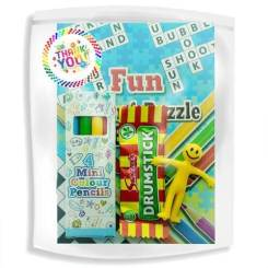 Boys Party  - Cheap Pre Filled Party Bags