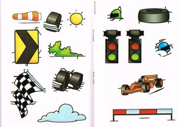 Racing-Sticker-Book-Inside