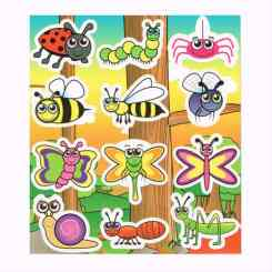 Wildlife Stickers