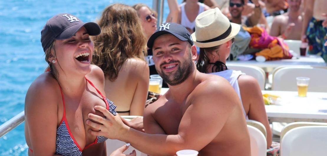 Partyboot Mallorca