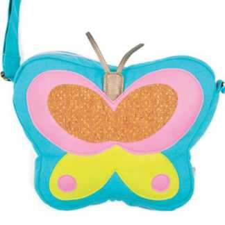 Handtasje vlinder By Nebuline