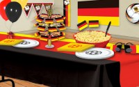 German Soccer Party Decorations