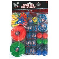 WWE Mix Value Party Favors - PartyCheap