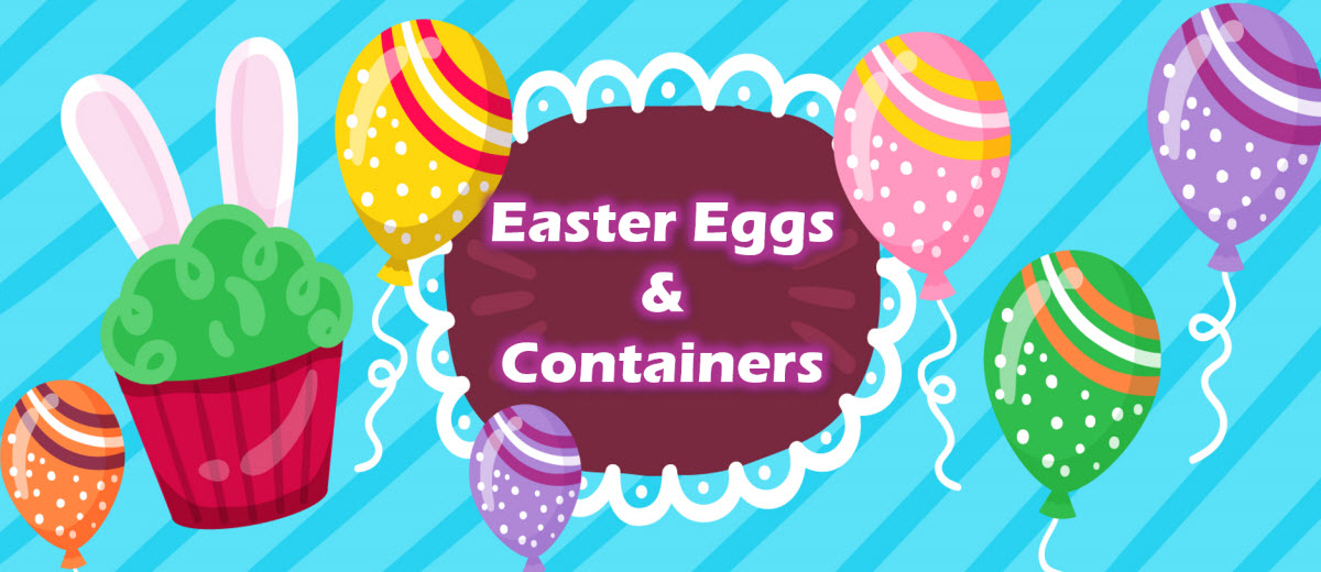 Eggs & Containers