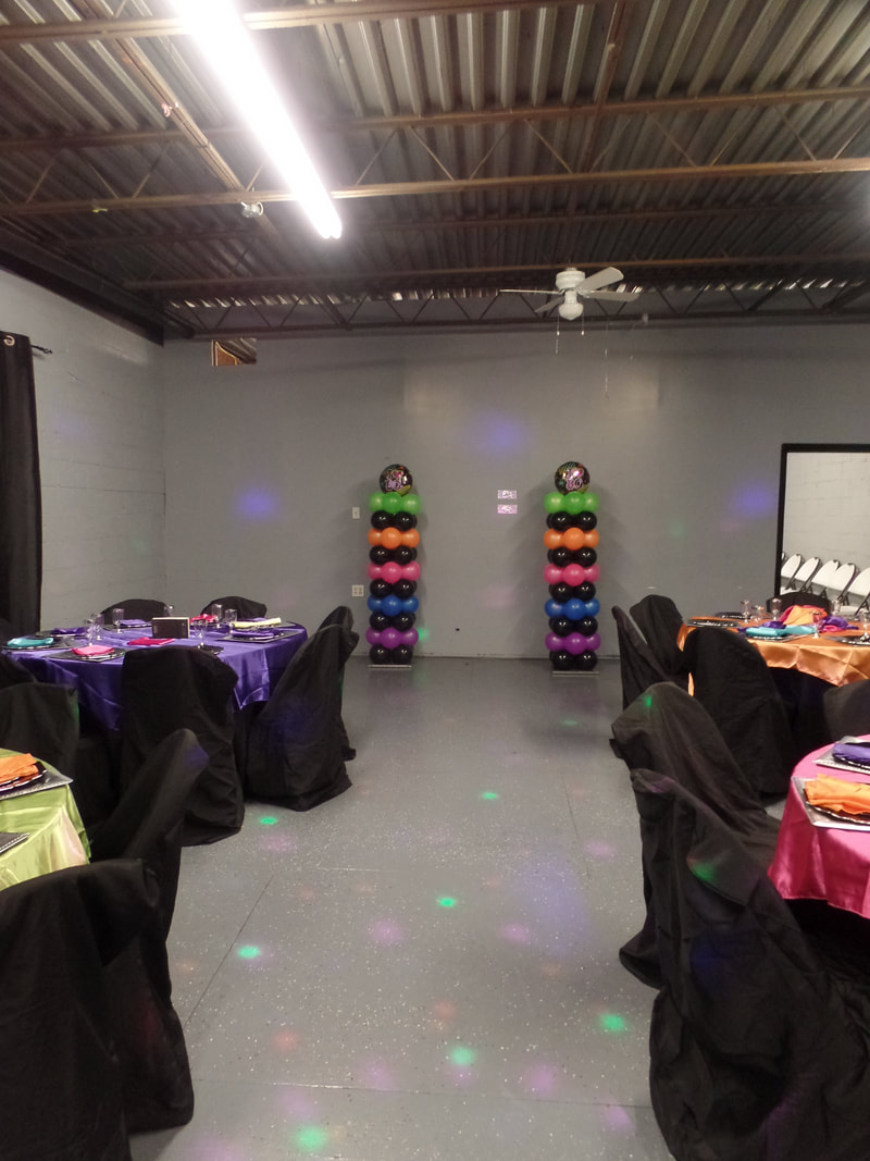 70 80S DISCO THEME PARTY PARTY DECORATIONS BY TERESA