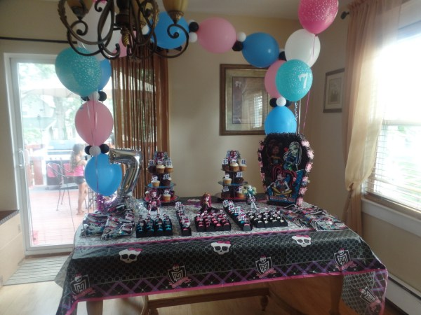 Monster High - Party Decorations Teresa