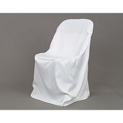 Baby Blue Chair Covers Contemporary Recliner Polyester Folding Cover Light Party Depot