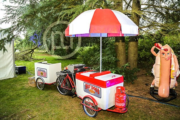 Hot Dog Cart Party Doctors New York Hot Dog Cart