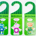 Robot Avviso (4 pezzi)-0