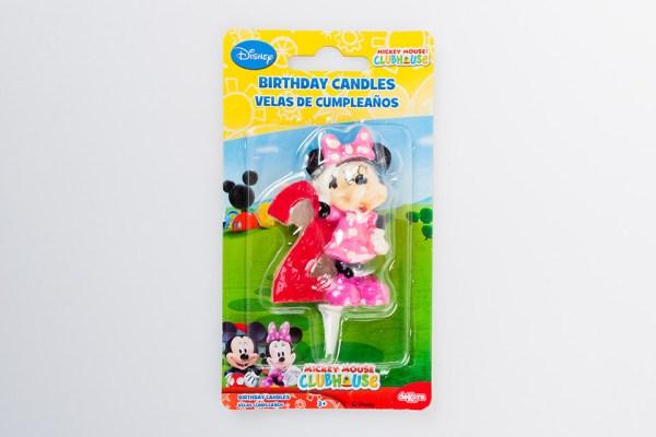 Minnie Candeline Compleanno numero 2-0