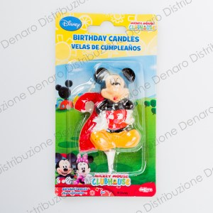 Mickey Mouse Candeline Compleanno numero 2-0