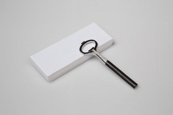 Apribottiglie Bomboniera Matrimonio Strass | con scatola-0