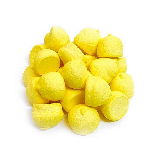 Marshmallow Palla da Golf Giallo | 1 Kg SENZA GLUTINE-0