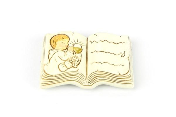 Magnete Libro Comunione Bambino 5 cm (12 pezzi)-0