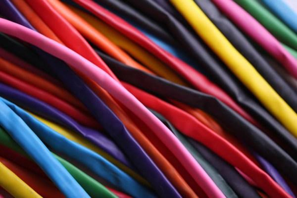 Palloncino Modellabile Colori Assortiti Pastello 153 cm. (100 Pezzi)-0