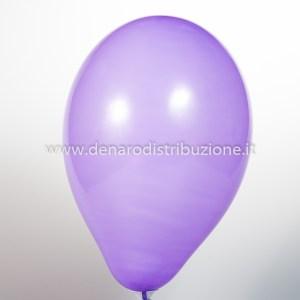 """Palloncino Tondo Lavanda Pastello 12""""/30 cm. (100 Pezzi)-0"""