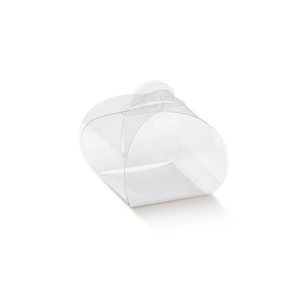 Tortina trasparente (10 pezzi)-0