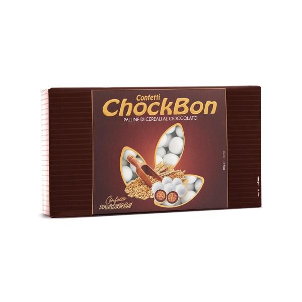 Confetti Maxtris Cereali Chock Bon Bianco-0