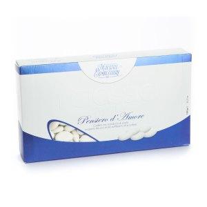 Confetti Mandorla Bianco | Pensiero D'Amore Avola-0