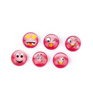 bomboniera magnete piccolo rosso smile