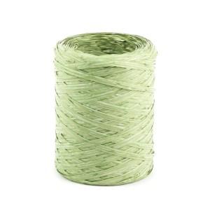 Nastro rafia verde sfumato
