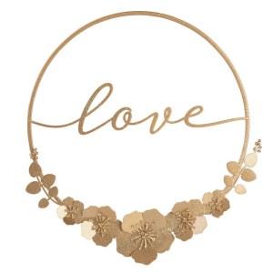 Cerchio Oro Glitter-Love-0