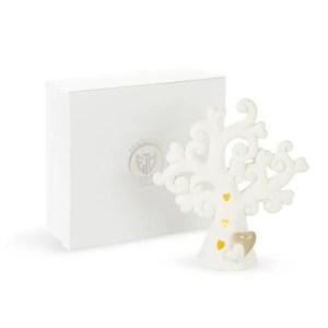 Albero della vita in porcellana h 20 cm-0