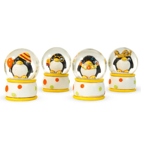 Bomboniera pinguino palla