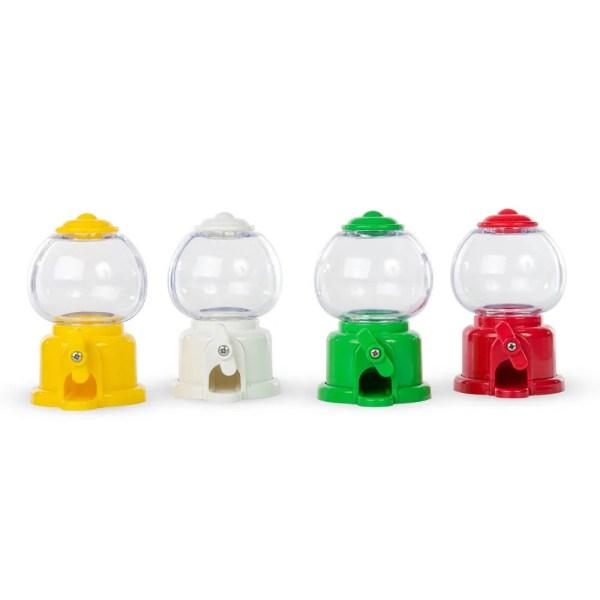Distributore caramelle piccolo 4 colori assortiti