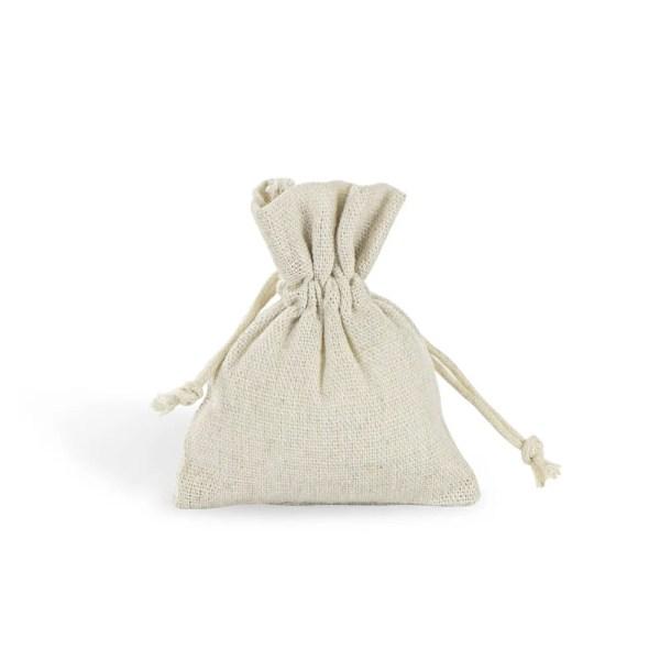 Sacchetto bomboniera in cotone