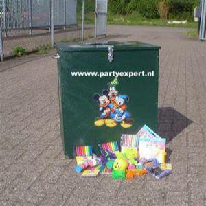 Kinderattracties Grabbelton (incl. 100 grabbels)