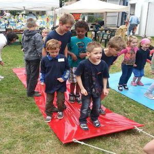 vliegend tapijt sport en spel