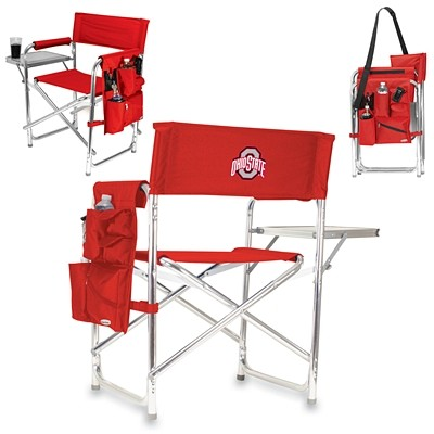 picnic time sports chair coleman sling target officially licensed collegiate logo by personalized gifts and party favors