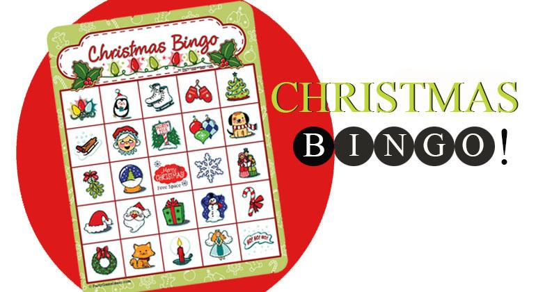 Christmas Bingo Printable Christmas Bingo Cards