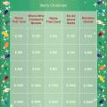 Printable christmas jeopardy printable christmas games