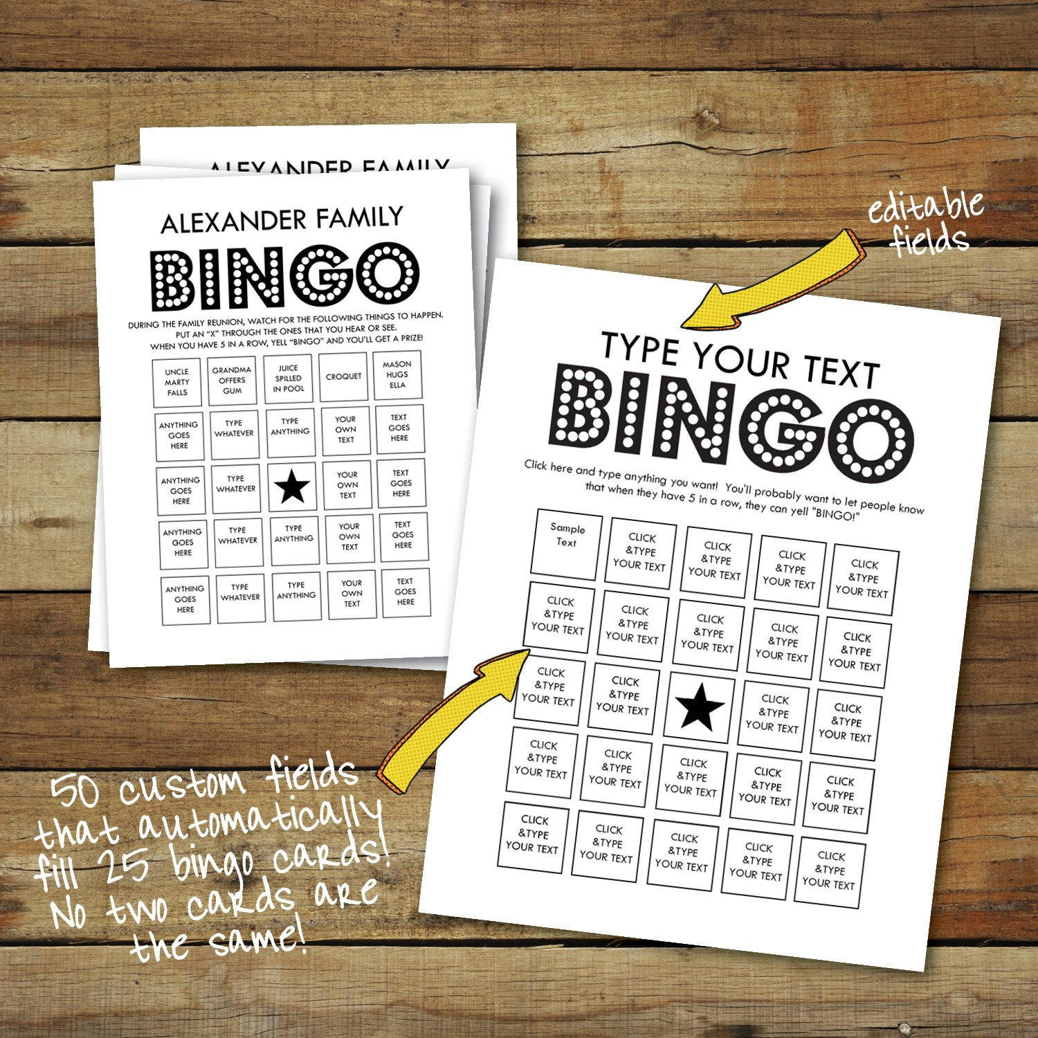 Presidents Day Printable Game