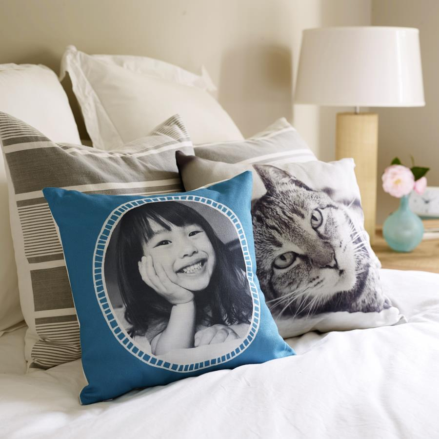 Personalized Photo Pillows for Mom Gifts Decor