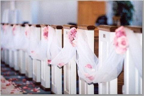9 church wedding decoration ideas party ideas these were some ideas to make decorations for church wedding party here is a collection of some pictures of church wedding decorations that will give you junglespirit Image collections