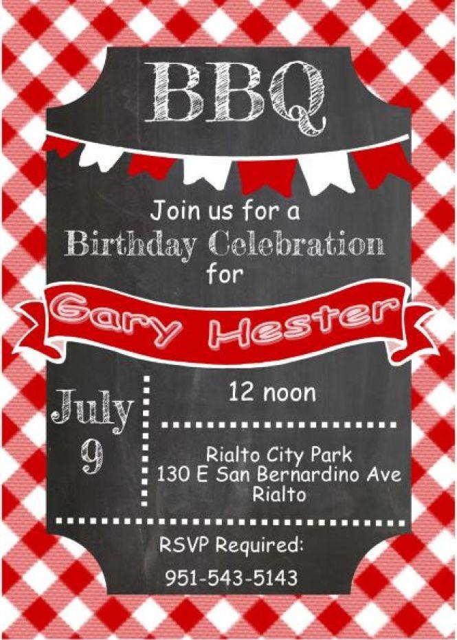 21st birthday invitations red and black : Cogimbo.us
