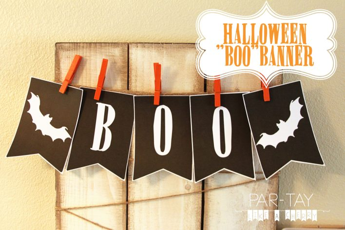 free printable halloween boo banner perfect halloween decorations
