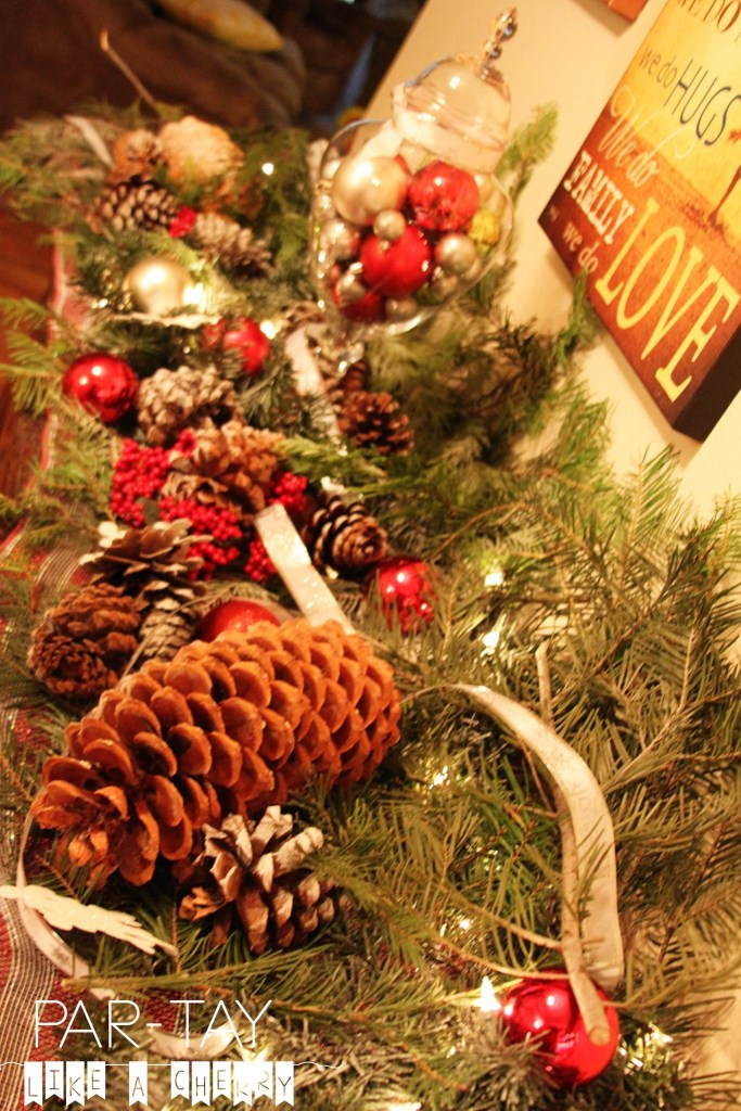 easy and cheap christmas decor