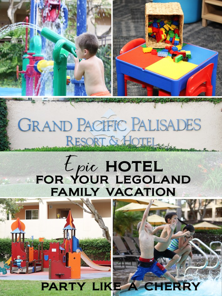 perfect hotel for your legoland family vacation grand pacific palisades resort in carlsbad california