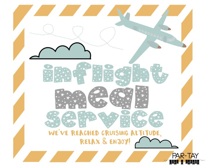 free printable plane themed 8X10 teacher appreciation week print