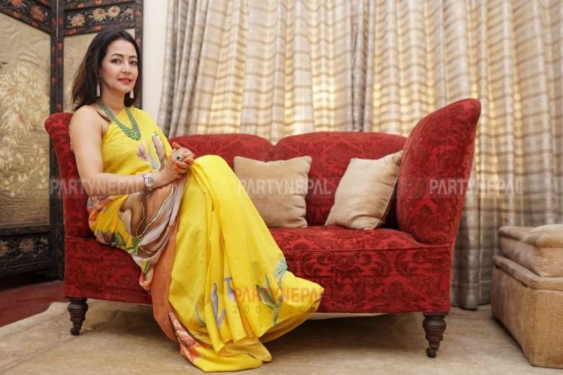 Stylepreneurs Sneh Rana Party Nepal