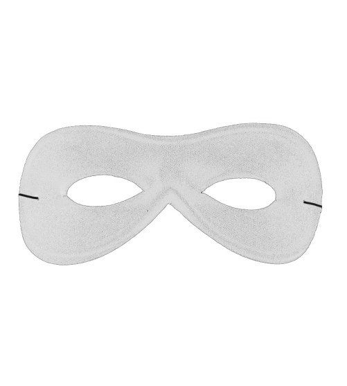 White colored eye mask