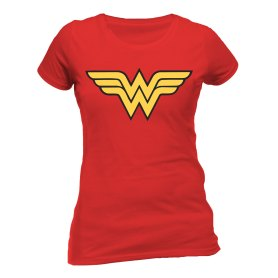 Wonder Woman slim fit t-paita