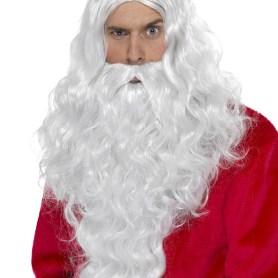 Christmas Santa wig & beard