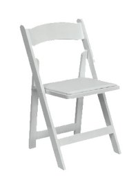 Fancy White Chairs|Tables & Chairs| Party Rentals in Los ...
