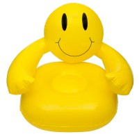 Inflatable Smiley Face Chairs: Partypalooza.com