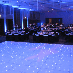Chair Covers Scotland Rocking White Nursery Led Dance Floor Hire - Party People | Wedding & Decor Event Hireparty ...